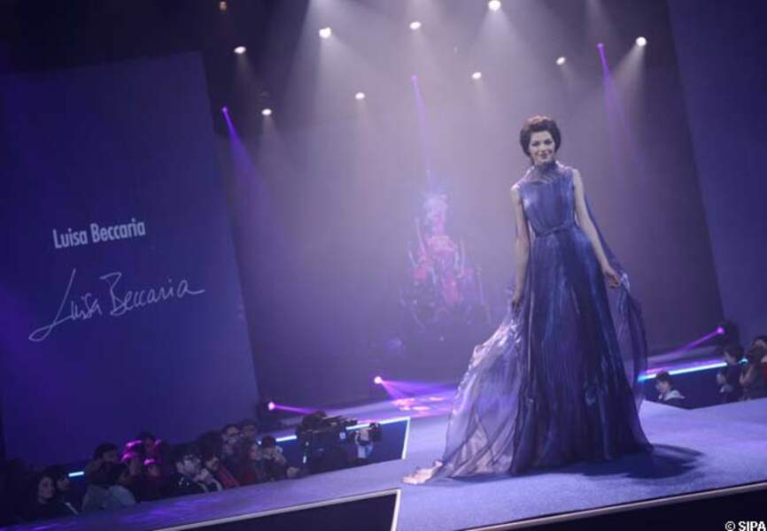 Luisa Beccaria (Italie) s'inspire d'Aladin