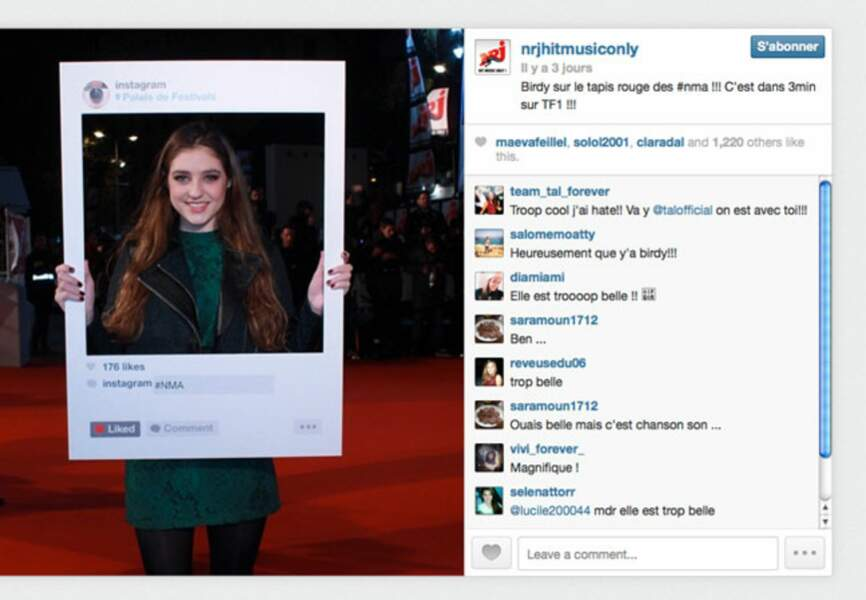 Photo collector pour Birdy