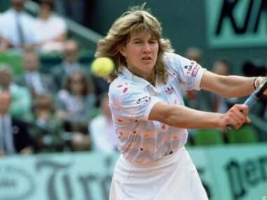 Photos - De Stefi Graf à Maria Sharapova, les plus beaux looks de Roland Garros