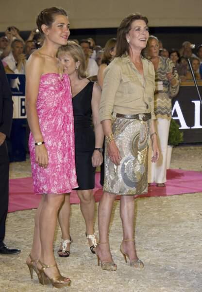 Beautés fashion en juin 2011