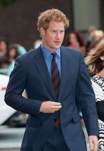 Plus mûr, le jeune homme, apprécié des Britanniques, est aujourd'hui mis en avant par le palais