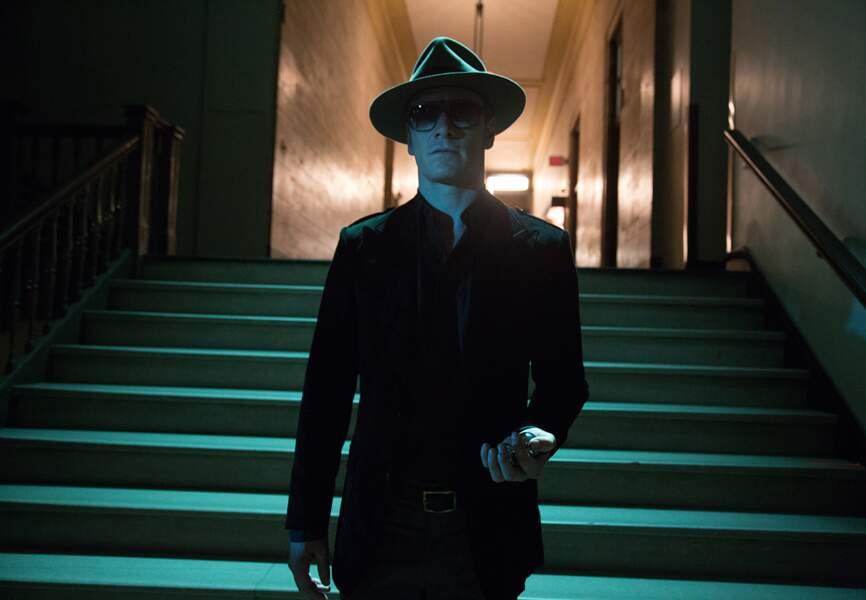 Michael Fassbender incarne ici un jeune Magneto