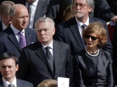 Les personnalités présentes à la messe inaugurale du pape