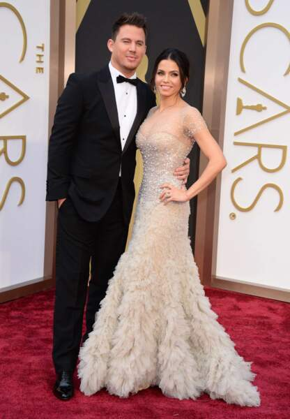 Channing Tatum et la belle Jenna Dewan