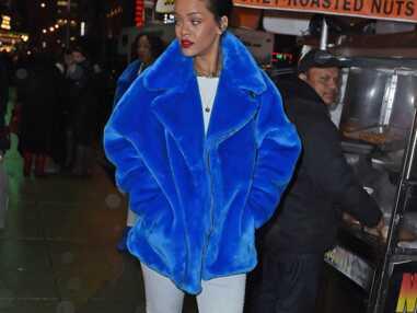 T'as le look... Rihanna!