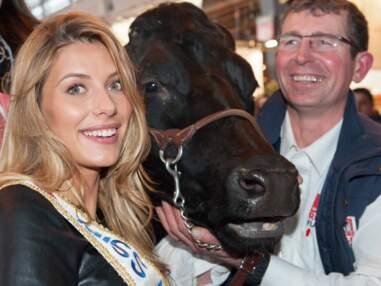 Miss France au salon de l'agriculture 2015