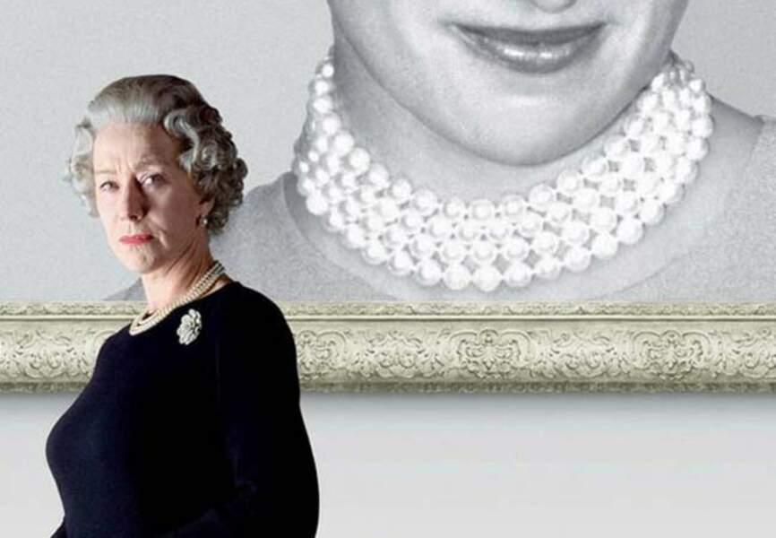 Helen Mirren en Reine d'Angleterre (The Queen, de Stephen Frears, 2006)