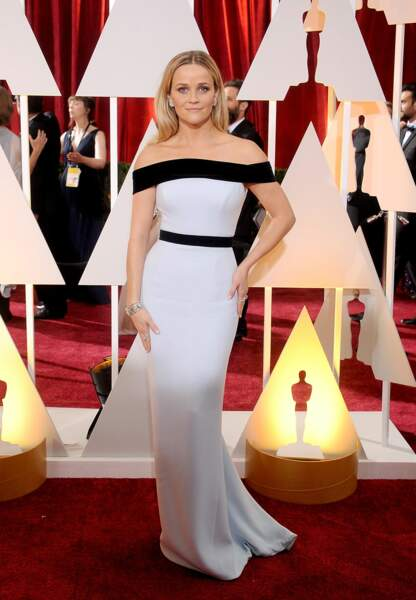Reese Witherspoon en Tom Ford, bijoux Tiffany & Co