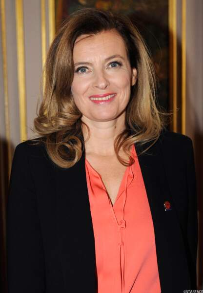 L'ex-première dame de France Valérie Trierweiler