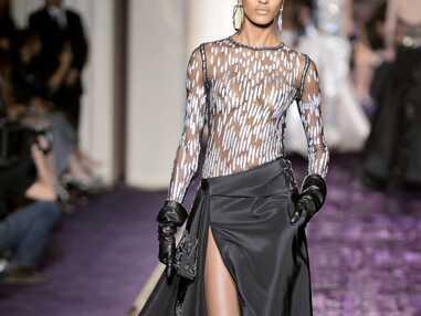 Haute Couture - Rétrospective fifties pour l'Atelier Versace