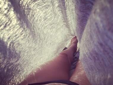 Photos - Miley Cyrus, Lea Michele, Kim Kardashian… Pas de pudeur en vacances.