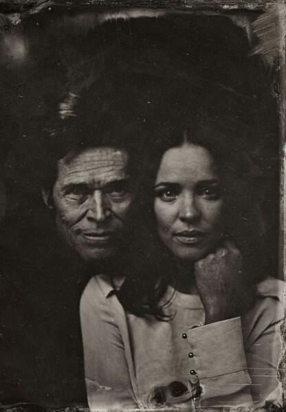Rachel McAdams et Willem Dafoe