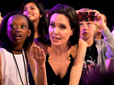 Angelina Jolie aux Kids' Choice Awards