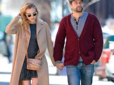 T'as le look… Diane Kruger et Joshua Jackson!