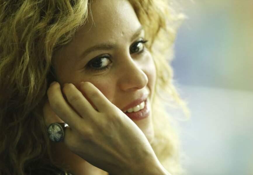 Les astuces beauté de Shakira