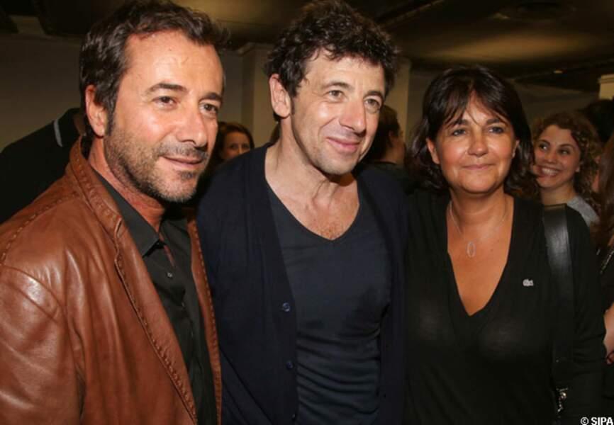 Bernard Montiel, Patrick Bruel, Valérie Expert