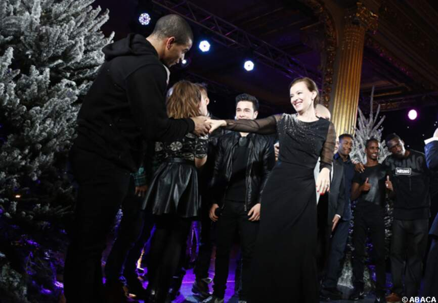 Brahim Zaibat inviter Valérie Trierweiler pour quelques pas de danse