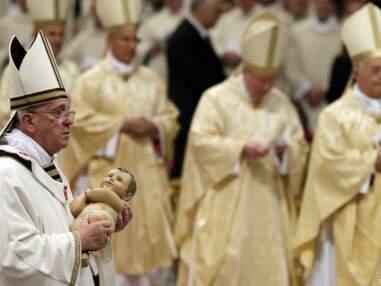 Messe de Noël du pape François