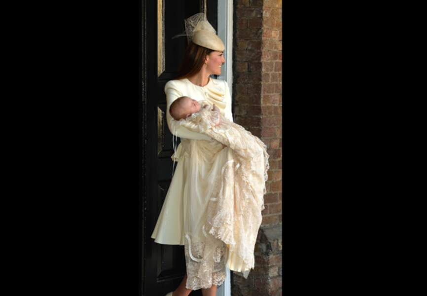 Kate sublime en Alexander McQueen