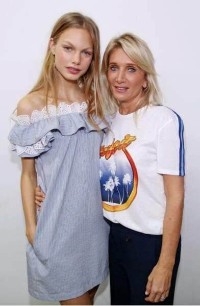 Annika Krijt et Sophie Méchaly