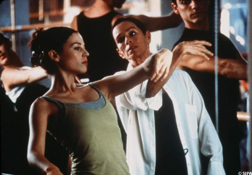 Leonor Watling et Géraldine Chaplin dans Parle avec elle, en 2002