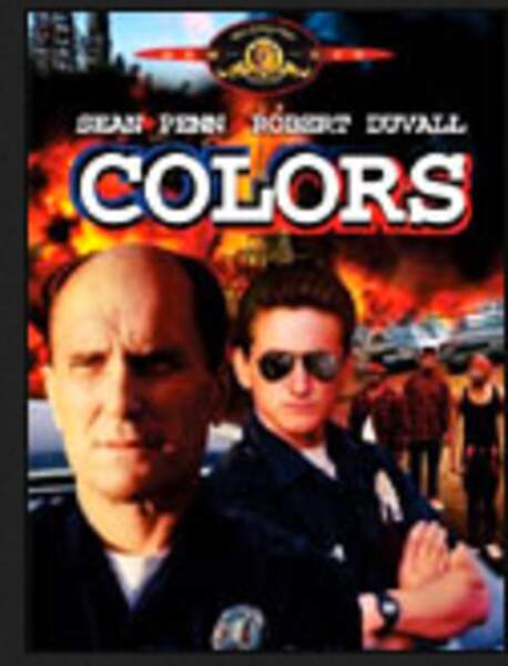 Sean Penn revient dans un film noir en 1988 au coeur des ghettos minés par la drogue