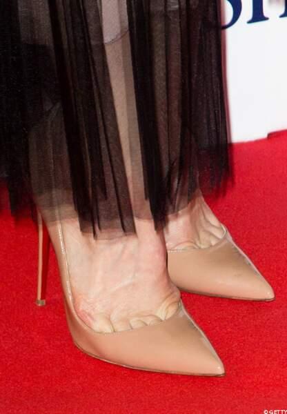 Des pieds tout nude