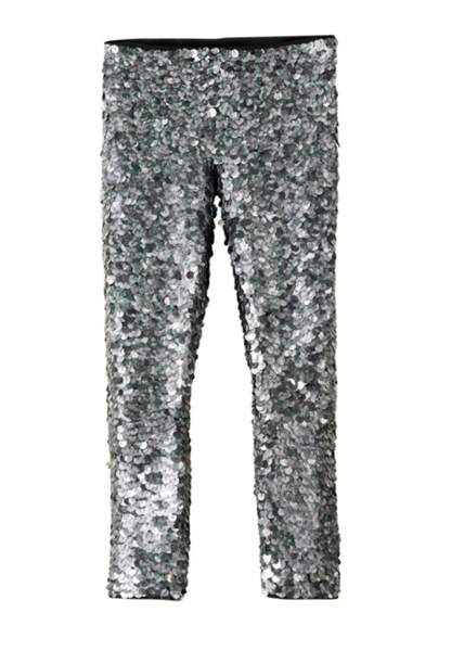 Pantalon brodé de sequins 199€