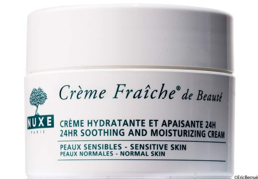 La Crème Fraîche de Nuxe