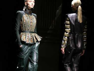 Fashion Week - Amazones ethniques chez Balmain