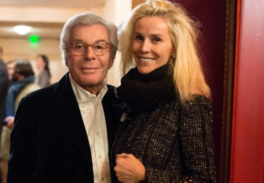Jean-Daniel Lorieux et sa femme