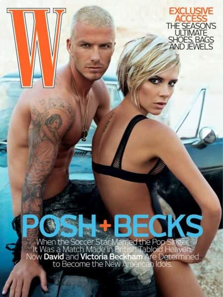 Changement de style pour W Magazine en 2007
