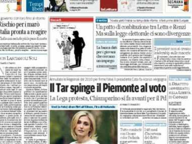 Hollande-Gayet: revue de presse internationale