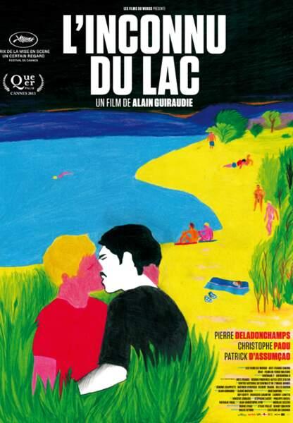 L'inconnu du lac, d'Alain Guiraudie, 2013