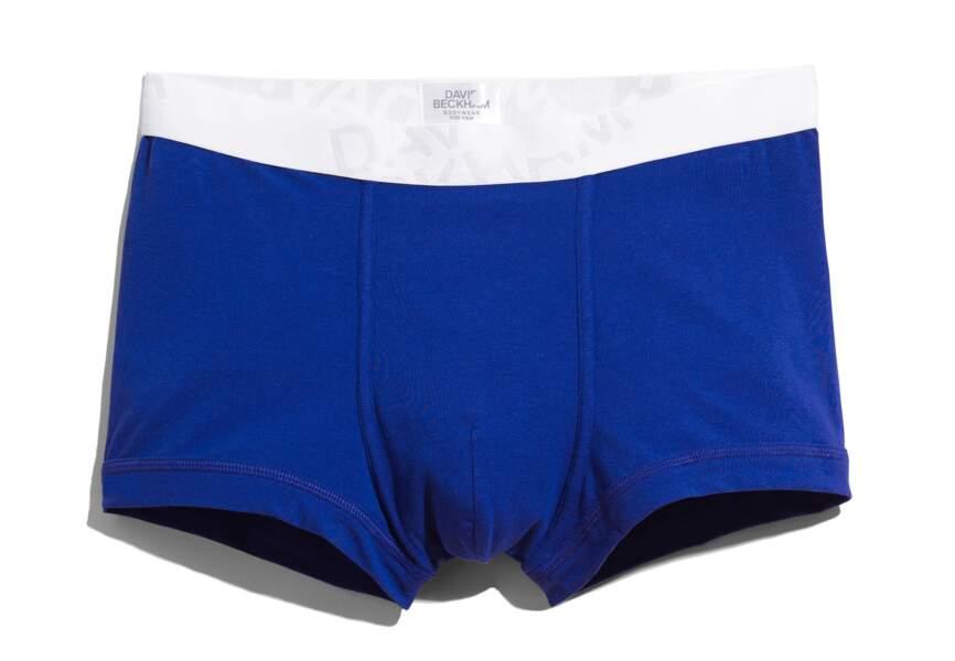 Caleçon David Beckham Bodywear pour H&M, 29,99€
