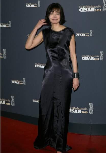 Marianne Denicourt nominée pour le meilleur second rôle féminin dans Hippocrate