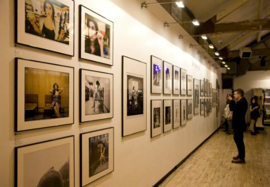"Exposition ""For you I was a Flame"" à Londres"
