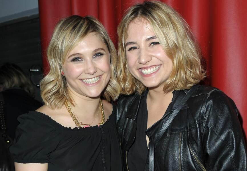 Izia et Bérangère Krief