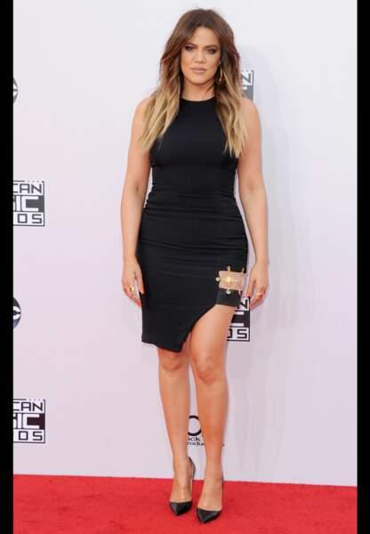 Khloe Kardashian en Versus Versace