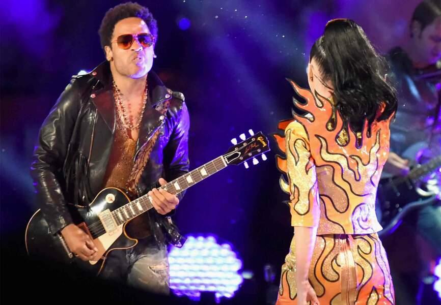 Katy en duo avec Lenny