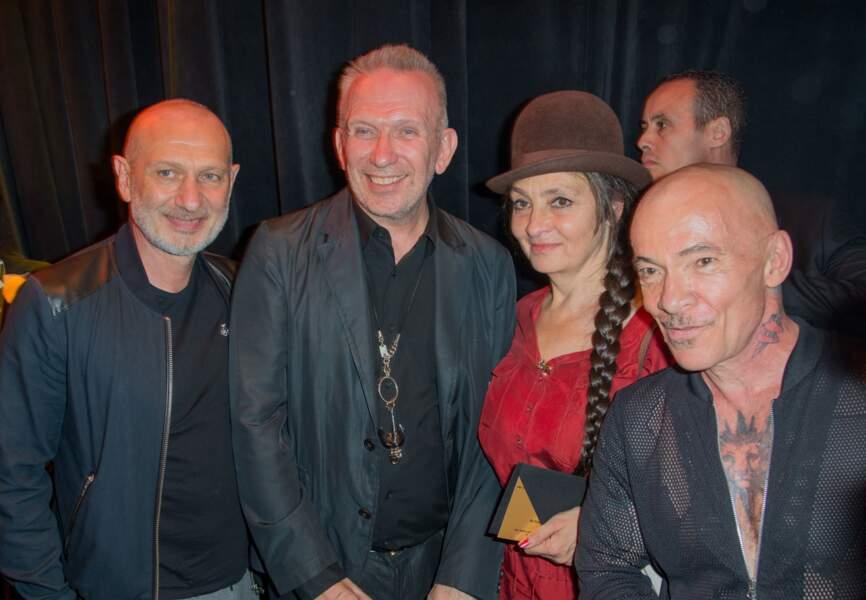Pierre et Gilles, Catherine Ringer et Jean-Paul Gaultier