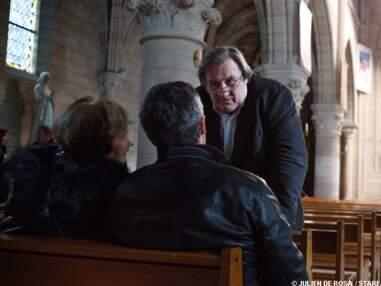 Gérard Depardieu, séquence émotion