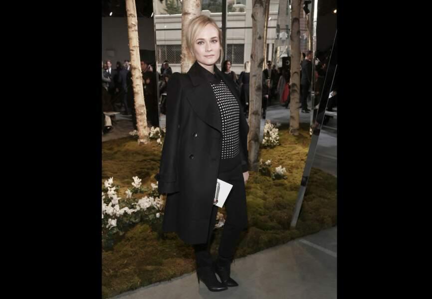 Diane Kruger pour Boss Women