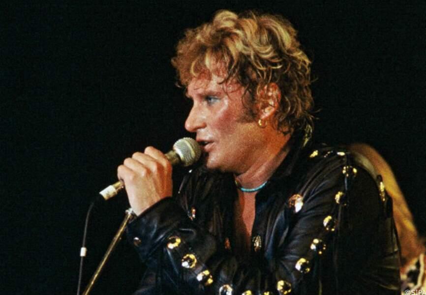 Concert au Luxembourg en 1981
