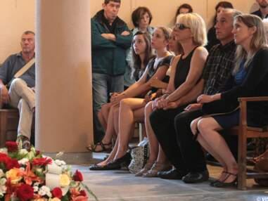 Les obsèques de Bernadette Lafont