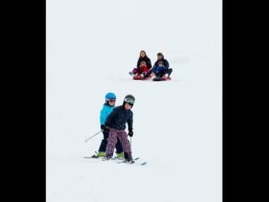 Photos – Vacances au ski pour Mary et Frederik de Danemark