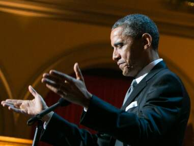 Le joyeux Noël des Obama