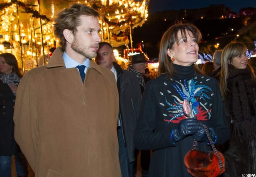 Caroline et Andrea en 2012