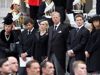 Les obsèques de Margaret Thatcher