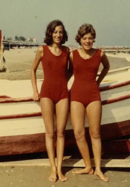 Marisa avec Berry en vacances à Venise